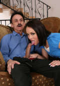 Real stepdaughter sex