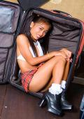 Thai souvenier fits into my suitcase