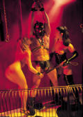 Two Dominas in the dungeon
