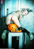 Punk Tattooed Teen Tara Toxic Halloween