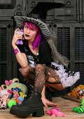 Gothic Witch Babe