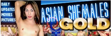 Banner and link to Asian Shemales Gold