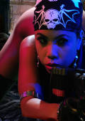 Exotic wild pirat girl