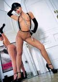 Kinky cosplay girl