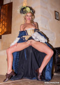 Hot anal in fancy costumes