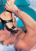 Twisted shoe fetish sex
