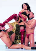 Domina and two slaves