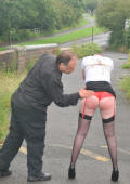 Submission in public