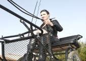Hot ride for Ponygirl.
