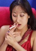 Asian GOGO smokes